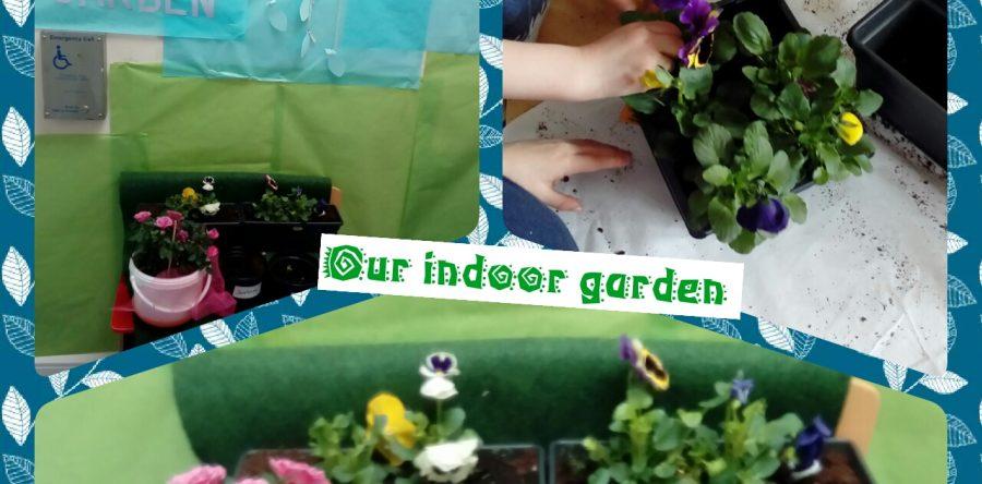 Montessori Indoor Garden